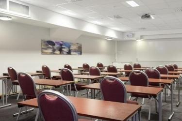 Hotel Scandic Byparken: Konferenzraum BERGEN