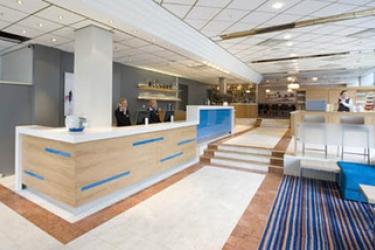 Hotel Scandic Byparken: Lobby BERGEN