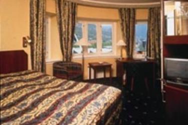 Hotel Scandic Byparken: Schlafzimmer BERGEN
