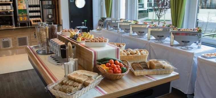 Hotel Aletto Kudamm: Buffet BERLIN