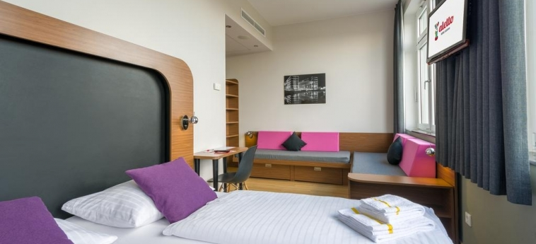 Hotel Aletto Kudamm: Room - Double BERLIN