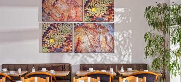 Hotel Mark Apart : Restaurante BERLIN
