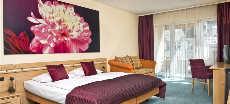 Hotel Mark Apart : Chanbre BERLIN