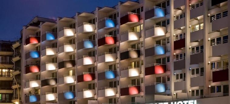 Hotel Mark Apart : Détail de l'hôtel BERLIN