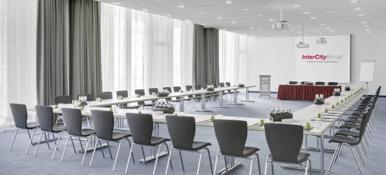 Intercityhotel Berlin Hauptbahnhof: Konferenzraum BERLIN