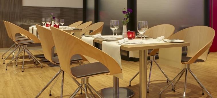 Intercityhotel Berlin Hauptbahnhof: Restaurant BERLIN