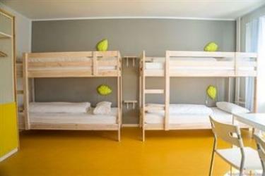 Hotel Big Mama: Habitaciòn Triple BERLIN