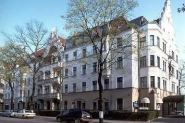 Novum Hotel Kronprinz Berlin: Exterior BERLIN