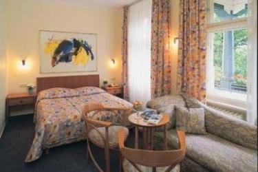 Novum Hotel Kronprinz Berlin: Room - Double BERLIN