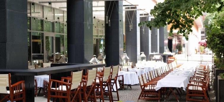 Hotel Grand Hyatt Berlin: Restaurant BERLIN