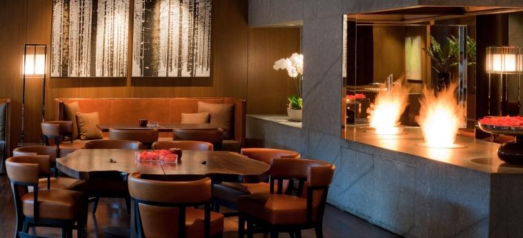 Hotel Grand Hyatt Berlin: Lounge Bar BERLIN