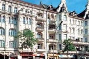 Md-Hotel Schoneberg: Extérieur BERLIN