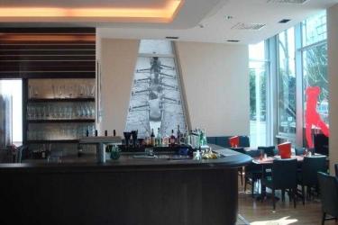 Airporthotel Berlin Adlershof: Bar BERLIN