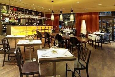 Adina Apartment Hotel Berlin Checkpoint Charlie: Restaurante BERLIN