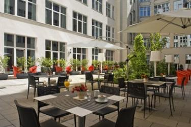 Adina Apartment Hotel Berlin Checkpoint Charlie: Außen BERLIN