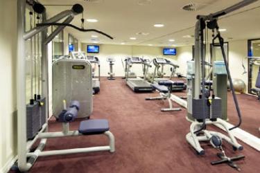 Adina Apartment Hotel Berlin Checkpoint Charlie: Fitnesscenter BERLIN