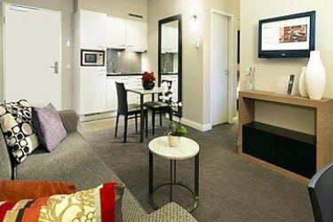 Adina Apartment Hotel Berlin Checkpoint Charlie: Room - Guest BERLIN