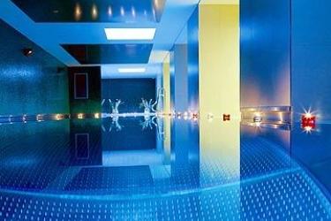 Adina Apartment Hotel Berlin Checkpoint Charlie: Swimming Pool BERLIN