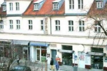 Hotel Aurora: Extérieur BERLIN
