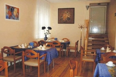 Hotel Aurora: Salle de Petit Déjeuner BERLIN