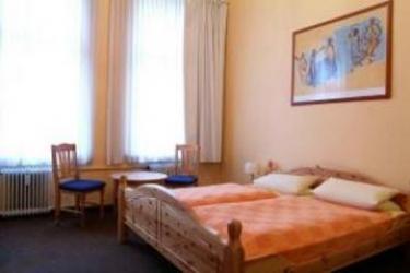 Hotel Berolina An Der Gedachtniskirche: Chambre jumeau BERLIN