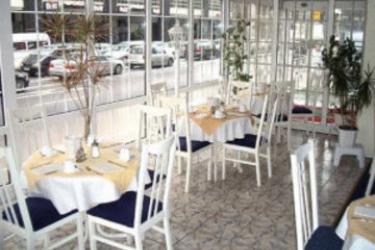 Hotel Kubrat Berlin Mitte: Restaurante BERLIN