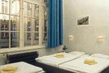 Hotel Transit: Chambre jumeau BERLIN