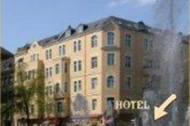 Hotel Maison Am Olivaer Platz: Exterior BERLIN