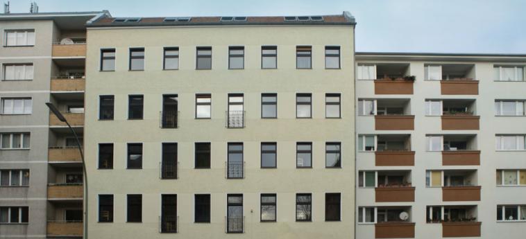 Acama Schoneberg – Hotel+Hostel: Außen BERLIN