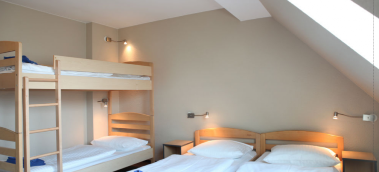 Acama Schoneberg – Hotel+Hostel: Room - Guest BERLIN