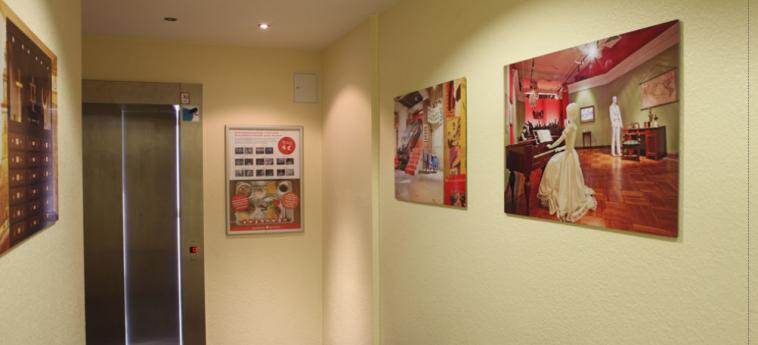 Acama Schoneberg – Hotel+Hostel: Interior detail BERLIN