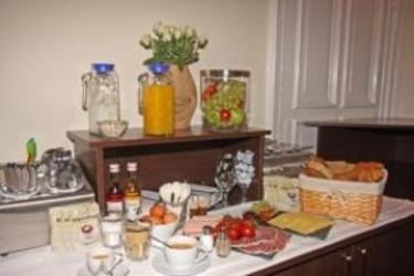 Hotel Upper Room: Desayuno BERLIN