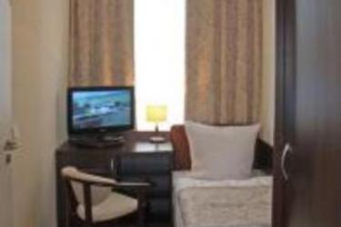 Hotel Upper Room: Habitación Singula BERLIN