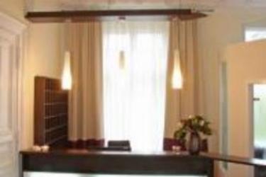 Hotel Upper Room: Recepción BERLIN