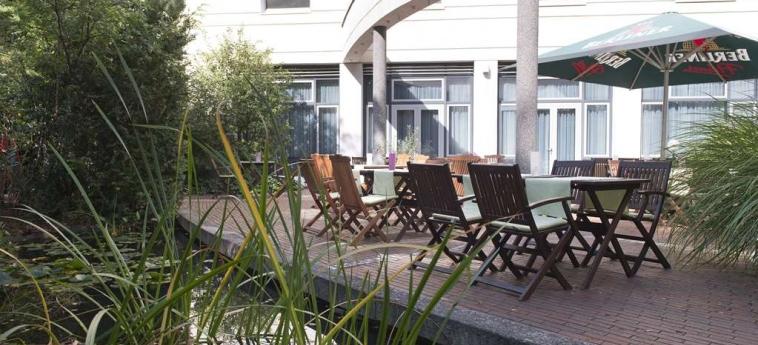 Hotel Wyndham Garden Hennigsdorf Berlin: Détail de l'hôtel BERLIN