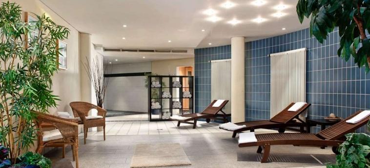 Hotel Wyndham Garden Hennigsdorf Berlin: Spa BERLIN