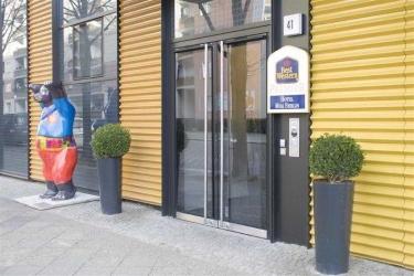 Mercure Hotel Moa Berlin: Außen BERLIN