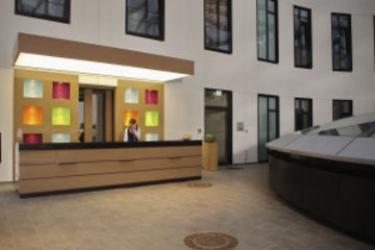 Mercure Hotel Moa Berlin: Empfang BERLIN