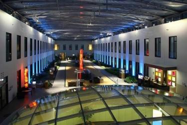 Mercure Hotel Moa Berlin: Lobby BERLIN