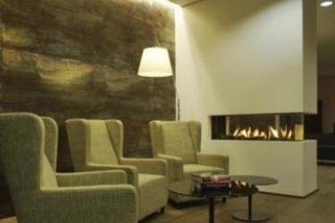 Mercure Hotel Moa Berlin: Lounge BERLIN
