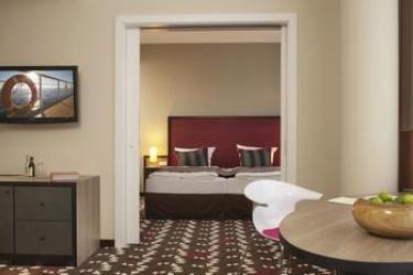 Mercure Hotel Moa Berlin: Suite BERLIN