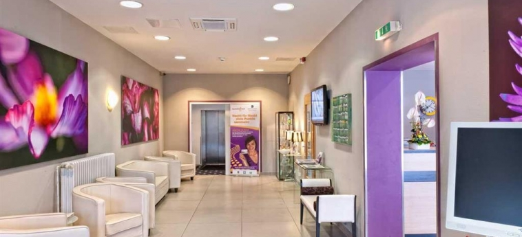 Hotel Mark Apart : Lobby BERLINO