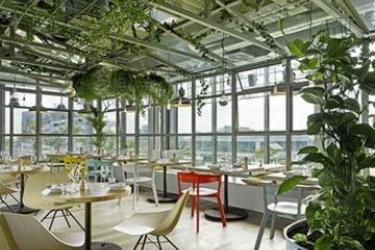 25Hours Hotel Bikini Berlin: Appartamento Diana BERLINO