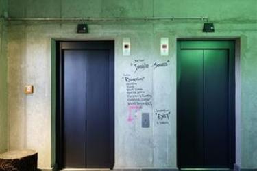 25Hours Hotel Bikini Berlin: Camera Executive Junior Suite BERLINO