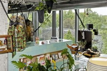 25Hours Hotel Bikini Berlin: Camera Li Galli BERLINO