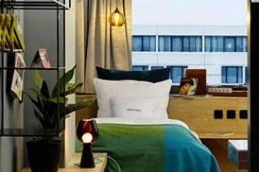 25Hours Hotel Bikini Berlin: Camera Matrimoniale/Doppia BERLINO