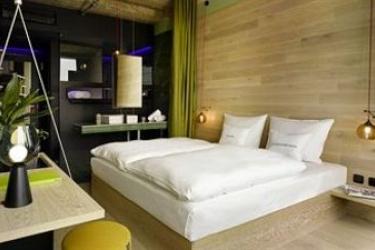 25Hours Hotel Bikini Berlin: Garage BERLINO