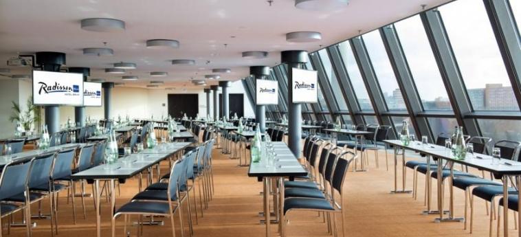 Hotel Radisson Blu: Sala Conferenze BERLINO