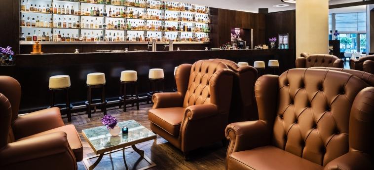 Hotel Grand Hyatt Berlin: Bar BERLINO