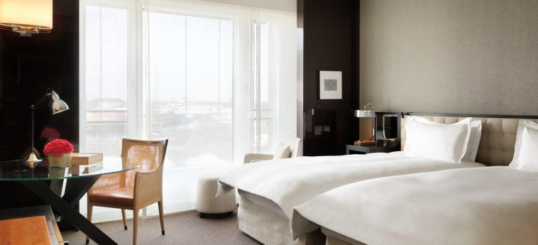 Hotel Grand Hyatt Berlin: Camera Doppia - Twin BERLINO